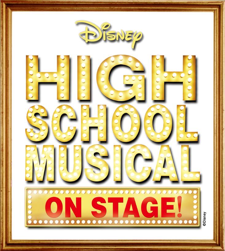 HIGH SCHOOL MUSICALロゴ