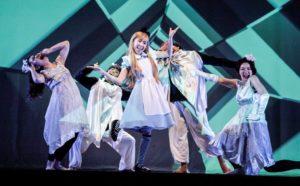テーマパークダンス体験授業 @ 日本芸術専門学校