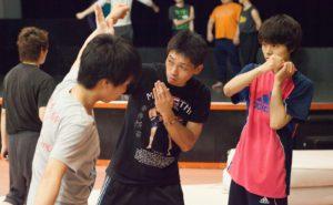 本格的アクションを一から学べるアクション体験 @ 日本芸術専門学校