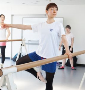 バレエ体験&学校説明会