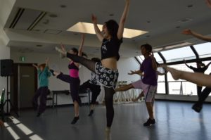 三大テーマパークを学ぶ!テーマパークダンス特別レッスン!② @ 日本芸術専門学校
