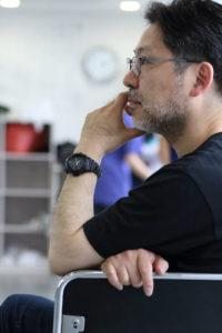 【終了しました】山田和也先生 ミュージカルワークショップ&説明会 @ 日本芸術専門学校