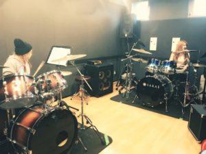 ドラム体験 @ 日本芸術専門学校