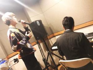 基本的な発声から音程のとり方まで POPヴォーカル体験 @ 日本芸術専門学校
