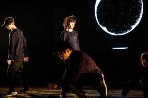 「演技体験〜身体でドラマを表現するための特別レッスン〜」 @ 日本芸術専門学校