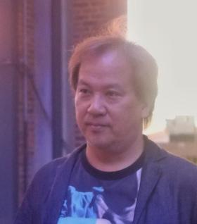 音楽監督 玉麻尚一先生の写真