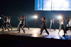 HIPHOPの基本のステップからダンスに必要な基礎を学ぶ!@日本芸術専門学校 @ 日本芸術専門学校