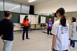 【終了しました】発声・滑舌・身体の動かし方が一から学べる演技体験 @ 日本芸術専門学校