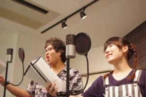 声優になるための基礎をここから!演技・アニメアフレコ体験 @ 日本芸術専門学校