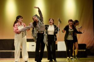 現役ミュージカル俳優に学ぶミュージカル演技体験 @ 日本芸術専門学校