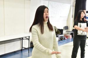 表現者の為の発声・滑舌 @ 日本芸術専門学校