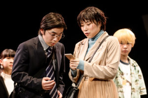 舞台上で必要な技術を学べる表現者の為の舞台演技 @ 日本芸術専門学校