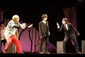 俳優になるために必要な基礎が学べる演技体験 @ 日本芸術専門学校