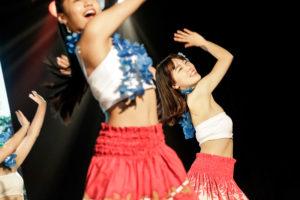 ハワイの伝統舞踊を学ぶ。フラダンス体験! @ 日本芸術専門学校