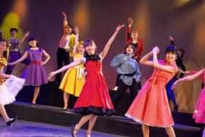 ダンサーにおける表現を学ぶ為のテーマパークダンス体験 @ 日本芸術専門学校