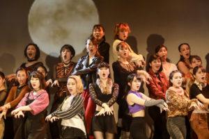 現役講師による劇団四季オーディション対策ワークショップ @ 日本芸術専門学校